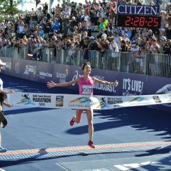 2015 ゴールドコーストマラソン レース報告