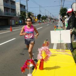 2015北海道マラソン レース報告