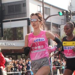 第35回大阪国際女子マラソン レース報告