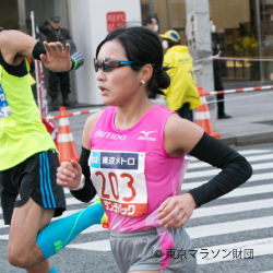 東京マラソン2016 レース報告