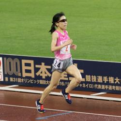 第100回日本選手権 1日目