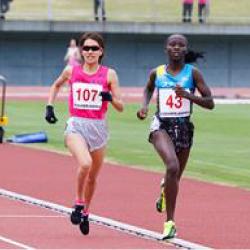 第98回日本陸上競技選手権大会の結果