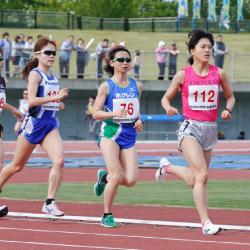 第56回東日本実業団陸上競技選手権大会の結果